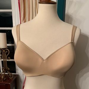 Le Mystere 34E Molded Cup T-shirt Nude Bra - New